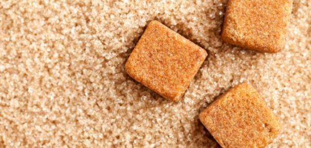 طريقة السكر البني