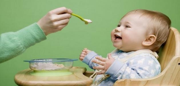 كيف اخلي طفلي ياكل