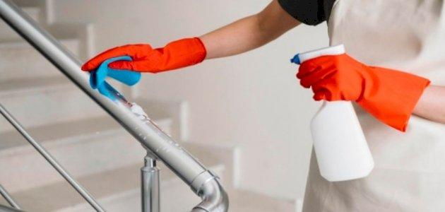 كيف انظف بيتي من الغبار