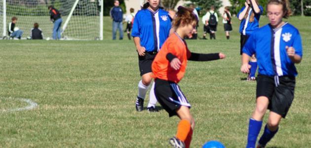 من مهارات كرة القدم درب التحدي