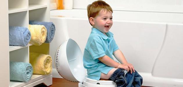 كيف أعلم طفلي الحمام