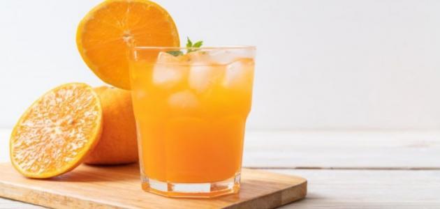 طرق تقديم العصير للضيوف