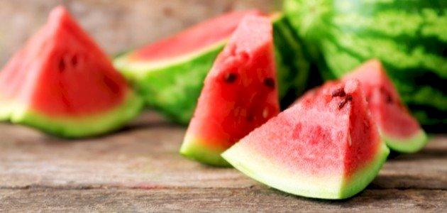 ما صحة حديث الرسول عن البطيخ ؟