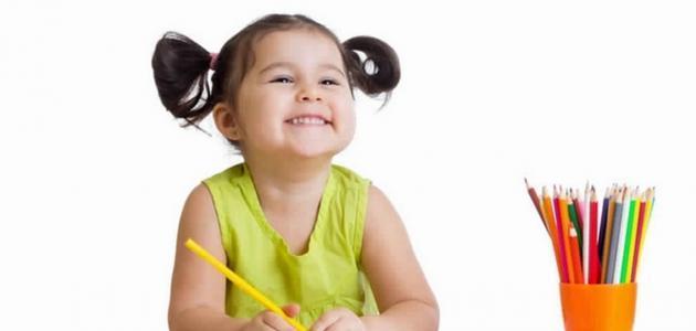 كيف ننمي الذكاء عند الاطفال