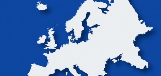 عدد الدول الاوروبية واسمائها