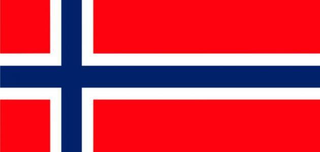 اين تقع النرويج