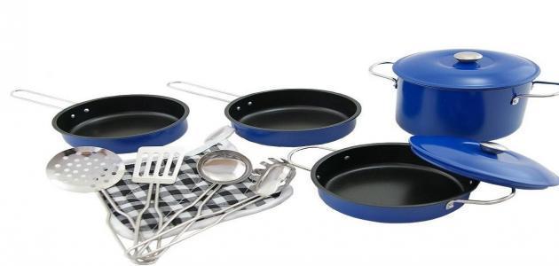 أدوات مطبخية جميلة ومريحة
