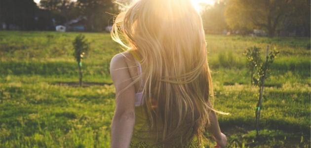 فوائد تطويل الشعر