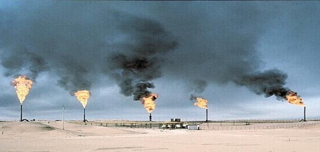 ما هي اسباب تلوث الهواء