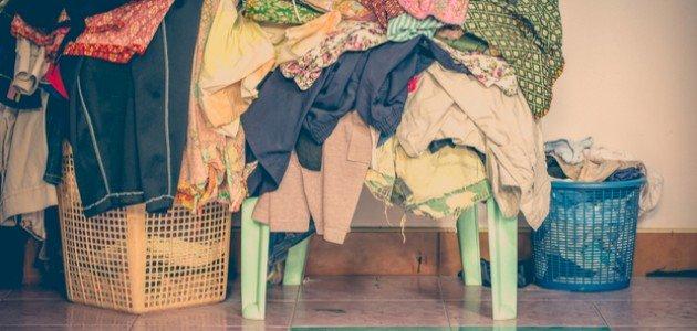 طريقة الاستفادة من الملابس القديمة