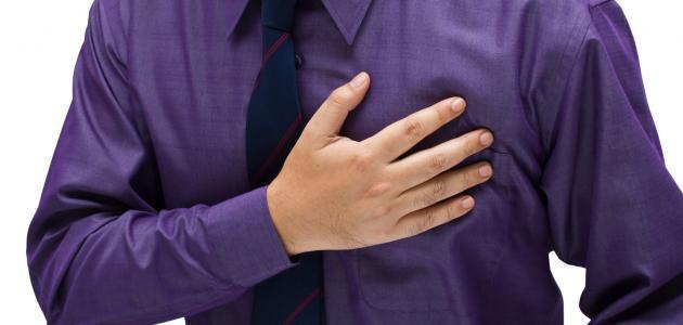 ما هي علامات مرض القلب