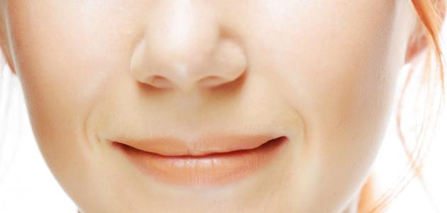 طريقة تشقير شعر الوجه