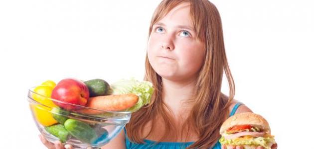 طريقة لزيادة الوزن للبنات