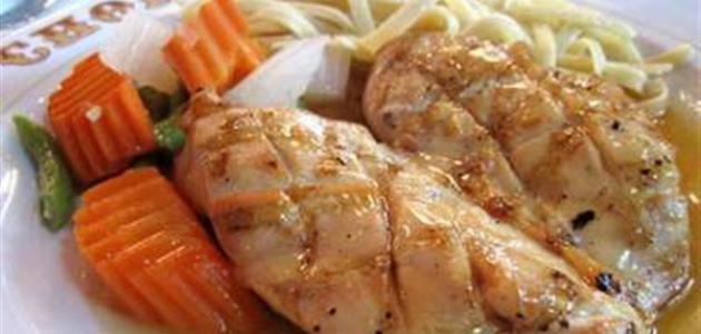 طريقة عمل شوربة الدجاج