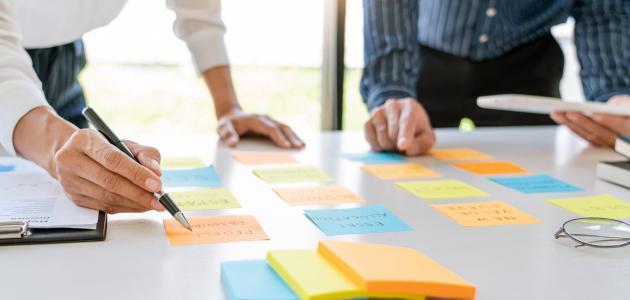 أهمية التخطيط والتنظيم في الحياة