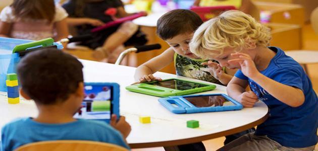 استخدام الآيباد في التدريس