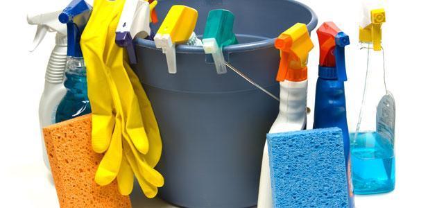 أدوات نظافة الأرضيات