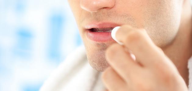 أسباب الجفاف حول الفم حياتك