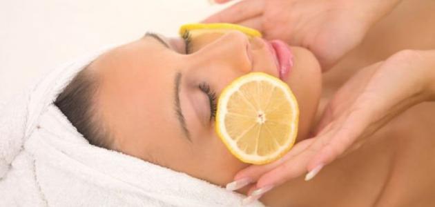 أضرار الليمون للبشرة الدهنية