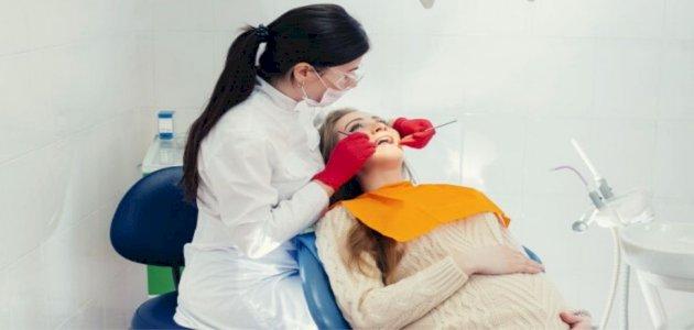 أضرار أشعة الأسنان على الحامل