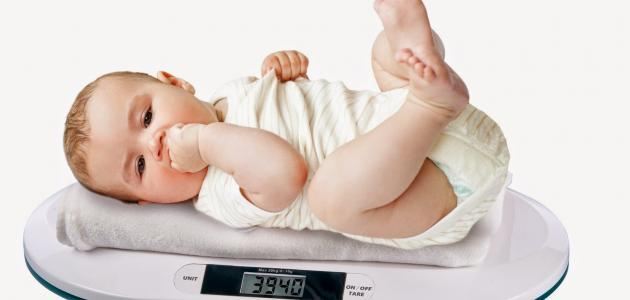 أكلات تزيد وزن الرضيع