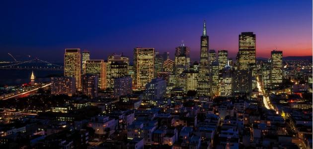 أين توجد سان فرانسيسكو