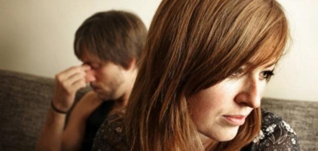 ما أسباب الطلاق