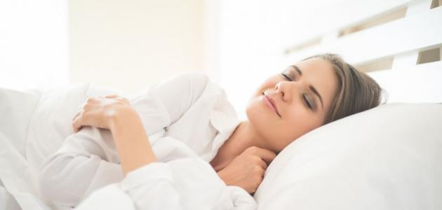 تحسين النوم يقوي جهازكِ المناعي