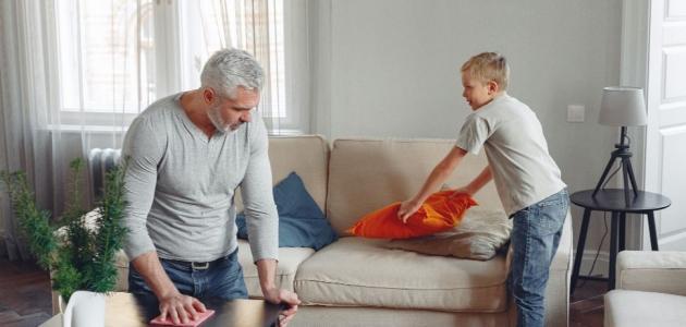 هل يرفض الرجال القيام بالأعمال المنزلية؟