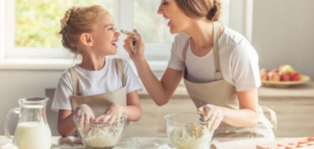 دعي أطفالك يشعرون بفرحة العيد في المنزل
