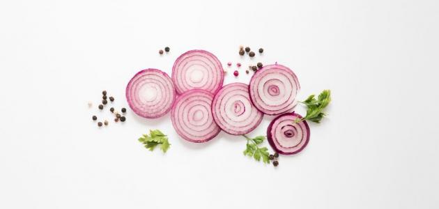 كيف تجهزين وصفة البصل للشعر؟