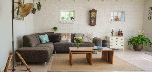 8 أفكار تساعدك على تجديد ديكور المنزل