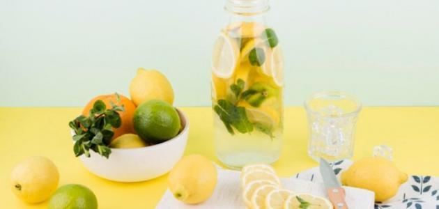 وصفة الليمون من حياتكِ للتخسيس