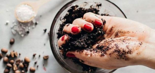 ما هي طريقة عمل سكراب القهوة؟