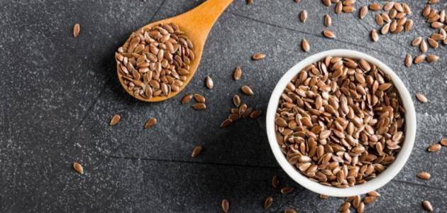 وصفة مميزة لاستخدام بذر الكتان للشعر
