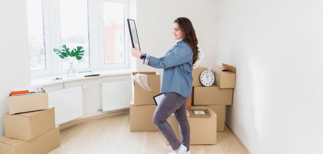 هذه الأفكار تساعدكِ على ترتيب منزلكِ الضيق