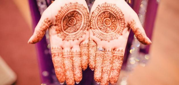 وصفة الحنة للزواج بين العادات والموروث