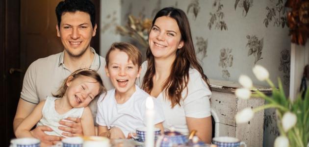 كيف أجعل عائلتي سعيدة؟
