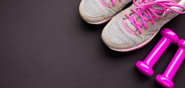 كيف تختارين الحذاء الرياضي المناسب؟