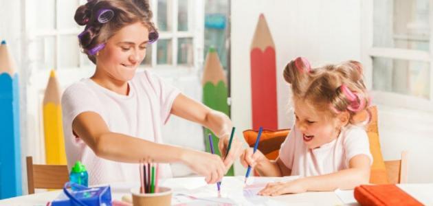 لكِ هذه الأنشطة لتنمية الحس الإبداعي عند الأطفال
