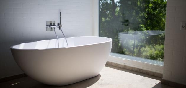 6 نصائح للحفاظ على نظافة حوض الاستحمام على الدوام!