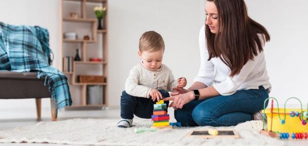ألعاب التعليم المبكر لعمر السنة
