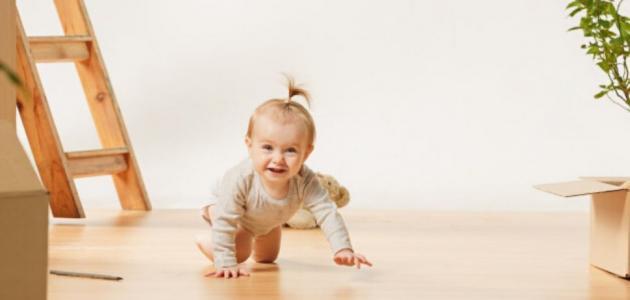 ألعاب الأطفال من عمر 6 شهور حتى السنة
