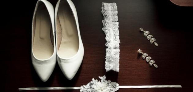 حيل للحد من مضايقات وآلام حذاء الزفاف