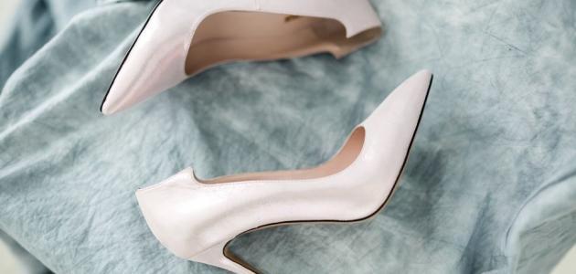 أخطاء تجنبيها عند اختيار حذاء الزفاف