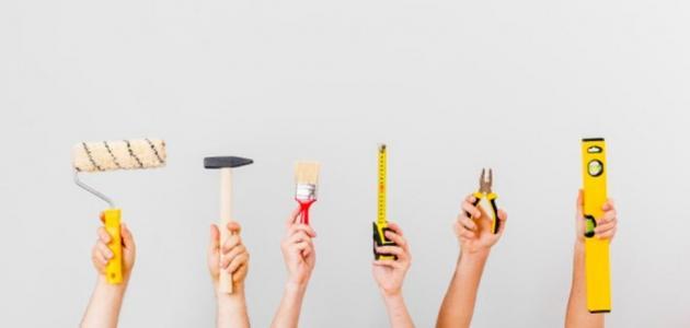 أدوات لصيانة المنزل لا تستغني عنها