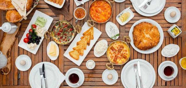 أفكار لعزومة فطور صباحي