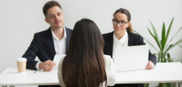 تعرفي على أكثر الأسئلة شيوعًا في مقابلات العمل