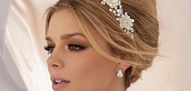 كيف تختارين إكسسوارات فستان الزفاف؟