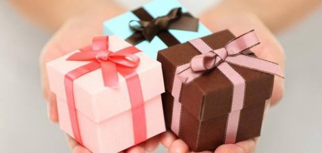 أفضل هدية لصديقتي حياتك